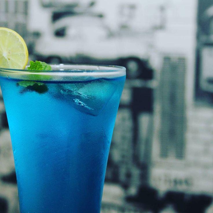 #cafeholicpune #bannerfoods #bluelagoon #mocktails #pashan