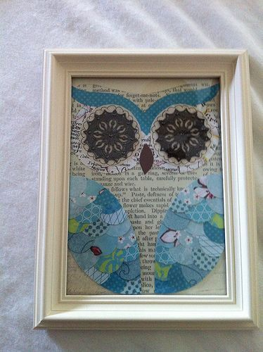 This would be cool for the Wisdom scripture @Stacie Lantrip Owl Wall Art- DIY