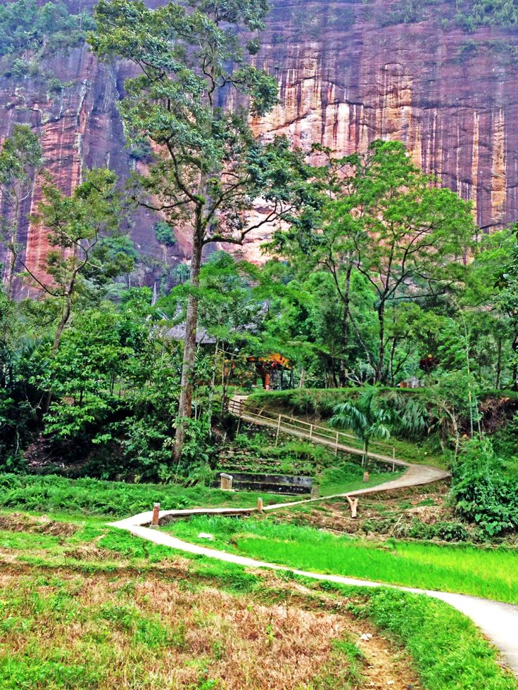 Lembah harau, Sumatera Barat