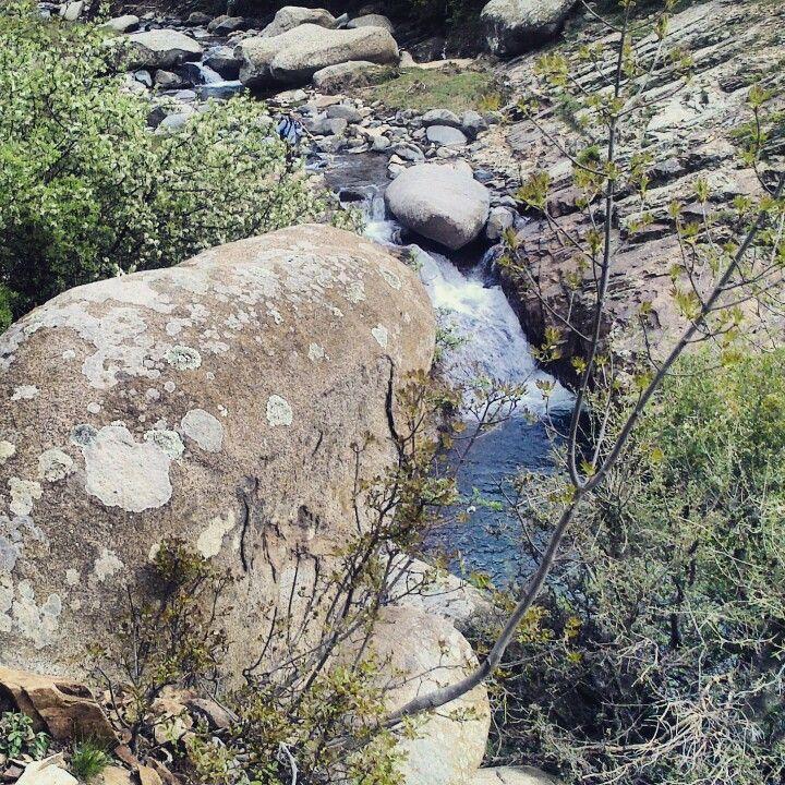 Litle Waterfall. Xanthi-Greece
