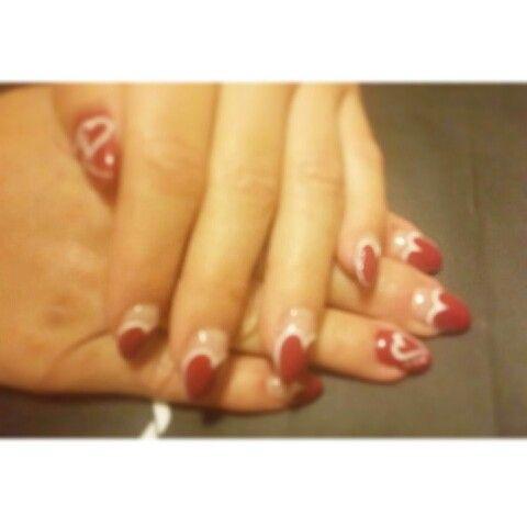 Muere de Amor mis uñas para el día 14 de Febrero