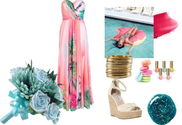 """Summer"" by ailly87 on Polyvore"