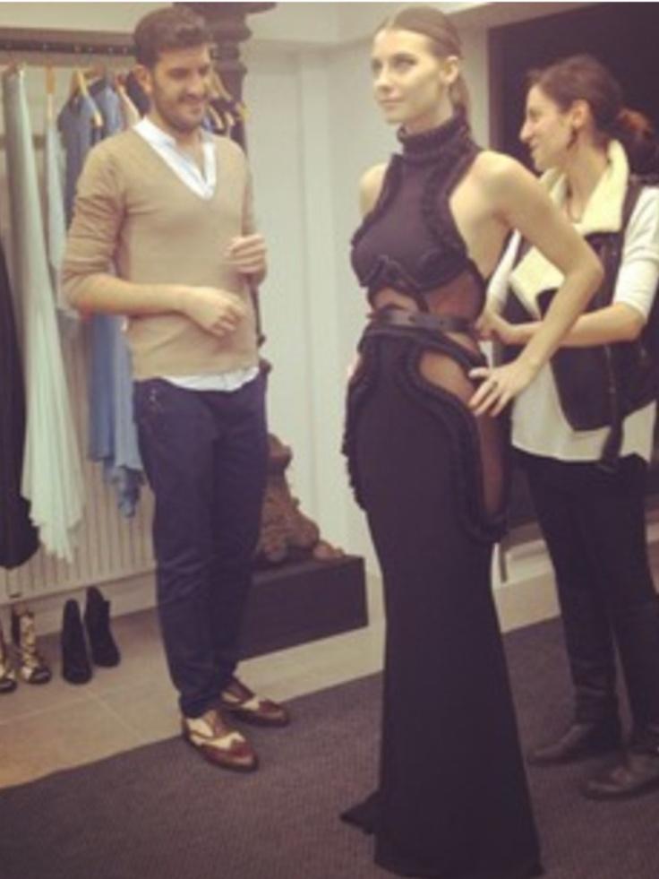 Zeynep tosun dress