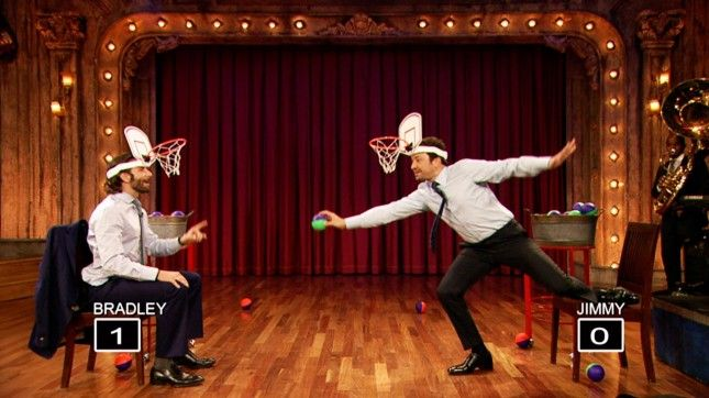 Steal 10 of Jimmy Fallon's Best Games for Holiday Fam Time via Brit + Co