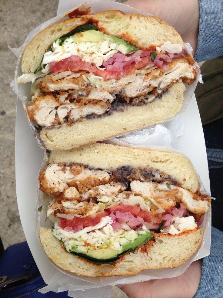 The #15 Beats sándwiches of América