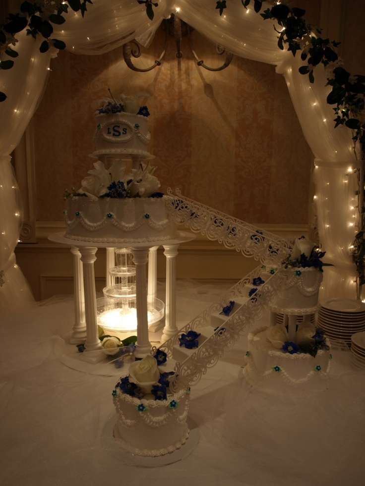 wedding cake bridges and stairs 17 best images about cakes with stairs on 22095