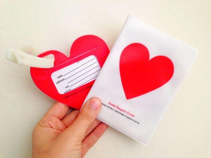 LOVE Pasaport Cüzdanı ve Bagaj Etiketi Zet.com'da 29.90 TL