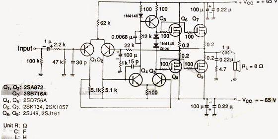 27 best skema power amplifier images on pinterest