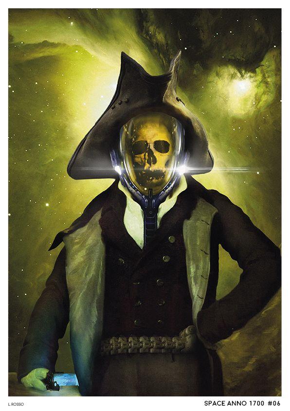 Space Anno 1700 #06 Photobashing & Painting - Adobe Photoshop