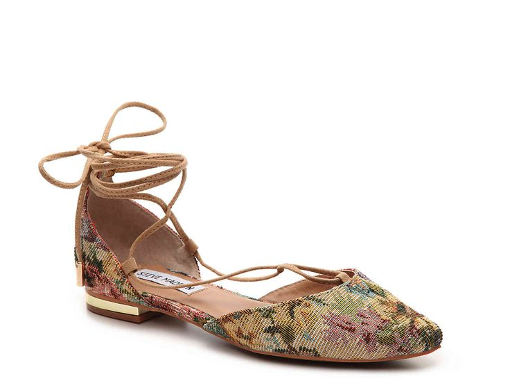 Walkie Flat. Wedding BellsWomens FlatsSummer ShoesSteve MaddenShoe ...