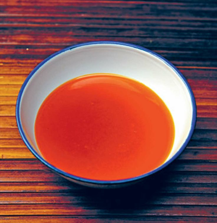 Annatto oil by Tracey Lister and Andreas Pohl | Cooked