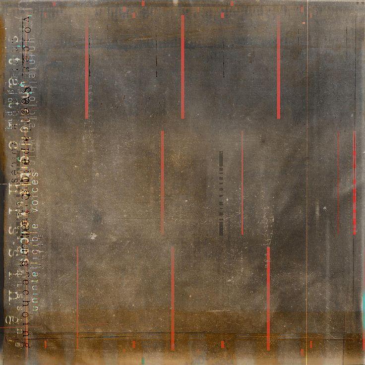 Abstract Digital Art - Recode 1.1 by Sasa Naumovic