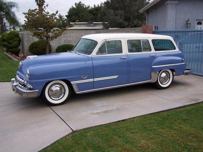Classic 1953 Desoto Firedome For Sale 2056926 22 500 Riverside