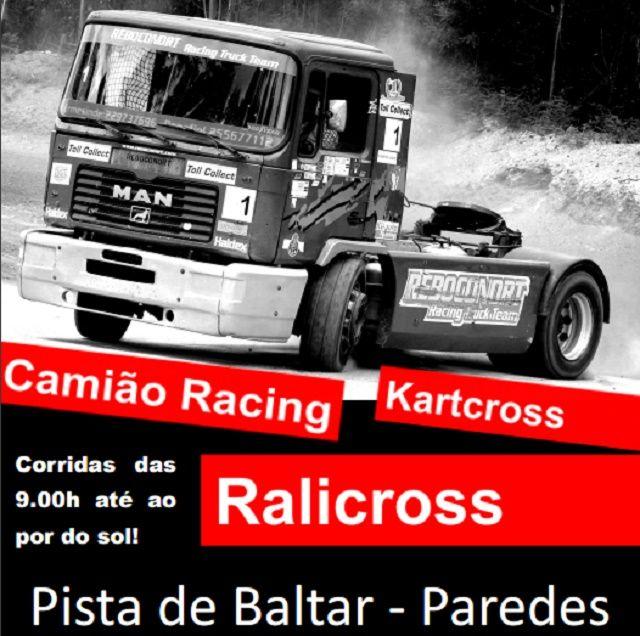 Paredes Rx Series 2017: Ralicross de volta ao Circuito de Baltar