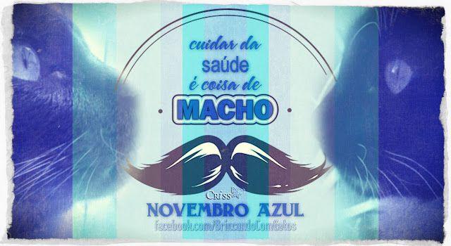 A campanha Novembro Azul vem ganhando notoriedade em todo o mundo. Sua finalidade é conscientiz...