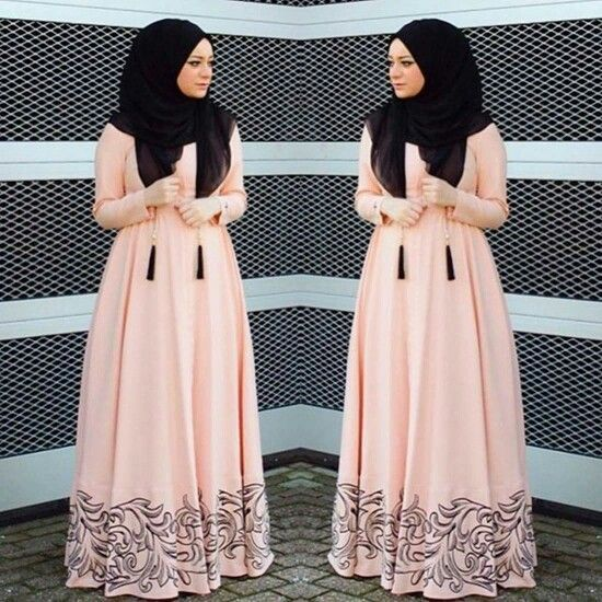 cool Hijab fashion... by http://www.danafashiontrends.us/muslim-fashion/hijab-fashion-4/