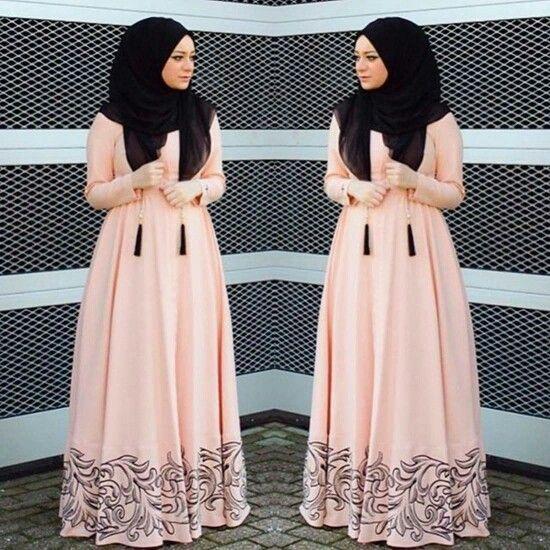 cool Hijab fashion... by http://www.danafashiontrends.us/muslim-fashion/hijab-fashion-4/