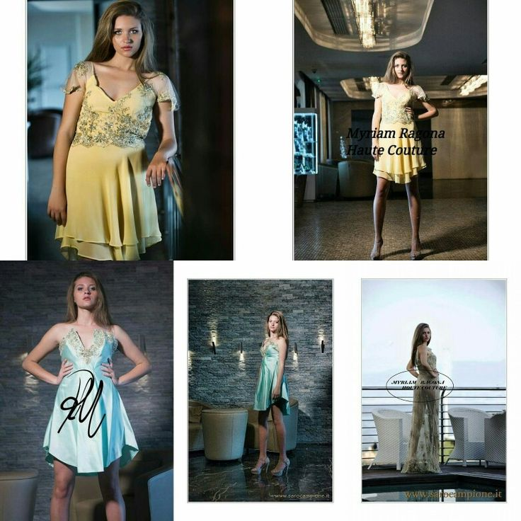 Houte couture Myriam Ragona 2016