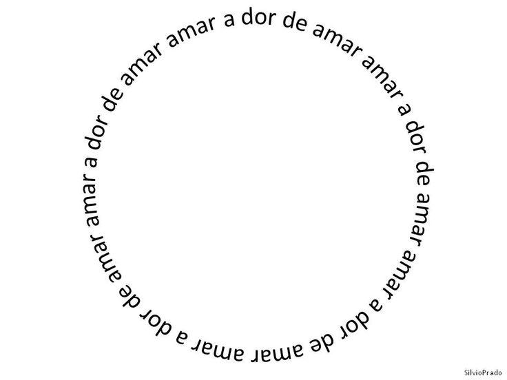 Poesia Visual - Silvio Prado