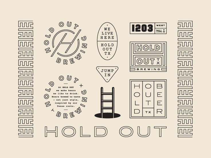 HOLD OUT BREWING by Lauren Dickens