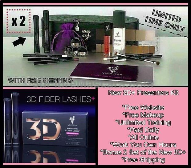 So what does this Big News mean to YOU? Well you can wait til July 15th to order your new 3d Fiber Lashes Plus, or you can join my team, become a presenter and get them now! How? For a limited time when you join as a presenter you get the regular kit plus you get 2 sets of the New Moodstruck 3D Fiber Lashes Plus and free shipping. That's an incredible deal! Keep one set for yourself and sell your first set before it even becomes available to the public! #jobseekers #jobopening #jobs