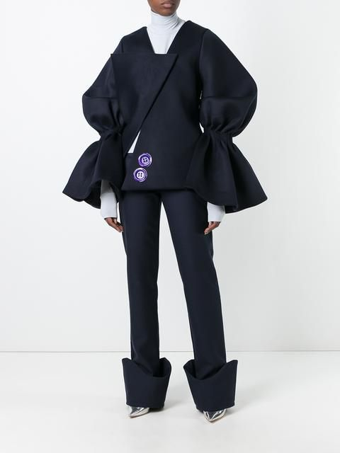 Jacquemus объемная куртка