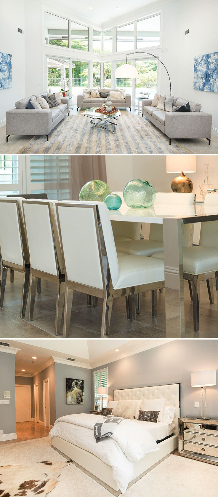 Check out these City Furniture pieces in Jill Zarin's home! With a unique mix of Big Apple sparkle and Florida sunshine, she's created a home that's totally her. Find your unique style today!