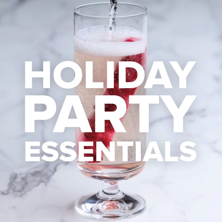 Holiday Party Essentials