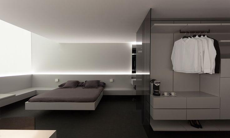 Fran Silvestre Arquitectos | HOTEL ROOM
