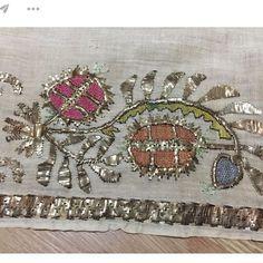Antika işleme deseni #antika #özeltasarım #otantik #osmanlı #ottoman #eski #antique #handimade