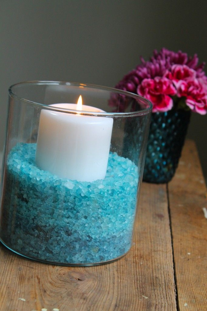 Dyed Rock Salt Candlesticks Family Chic By Camilla Fabbri 169 2009 2012 All Rights Reserved The