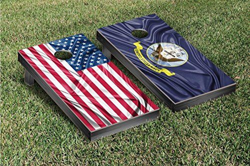 Split US  US Navy Rippled Flag Cornhole Game Set >>> Find out more about the great product at the image link.(It is Amazon affiliate link) #tagblender
