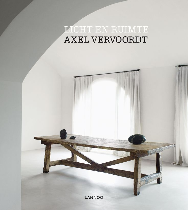 Image result for axel vervoordt dining table Tables Pinterest