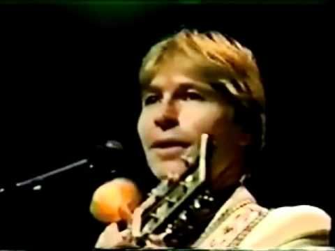 """PERHAPS LOVE"" - written and sung by JOHN DENVER"