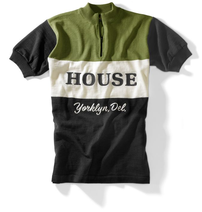 House Velo Cycling Jersey. Collected by: http://www.rotterdam-vormgeving.nl