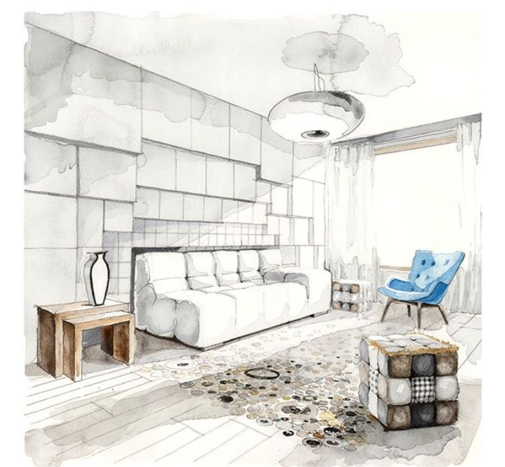Interior Designer Sketches 289 best dibujos proyectos images on pinterest | interior