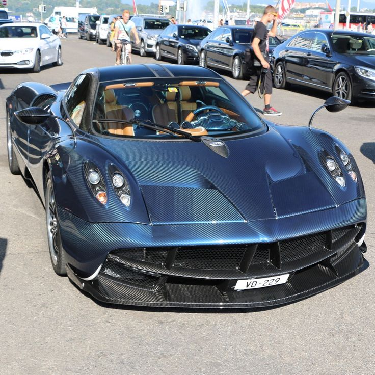 81 Best Images About Pagani Huayra On Pinterest