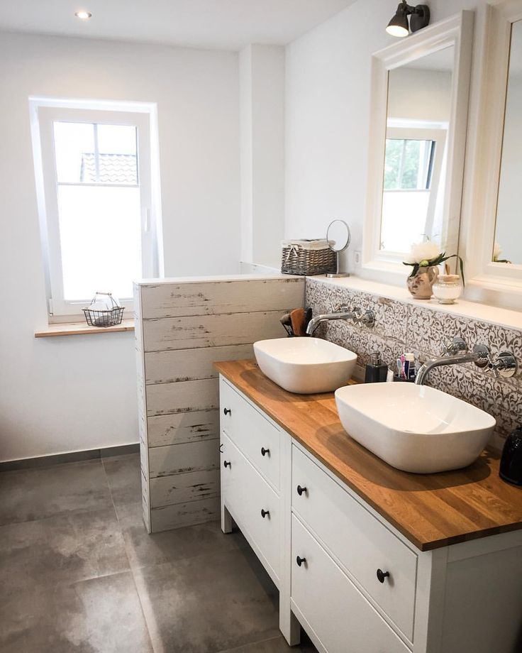 Good Morning Our Family Bath I Have To Say That I 39 M The Ikea In 2020 Small Bathroom Vanity Diy Ikea Vanity Diy Bathroom Vanity