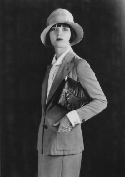 louise brooks suit - Google Search
