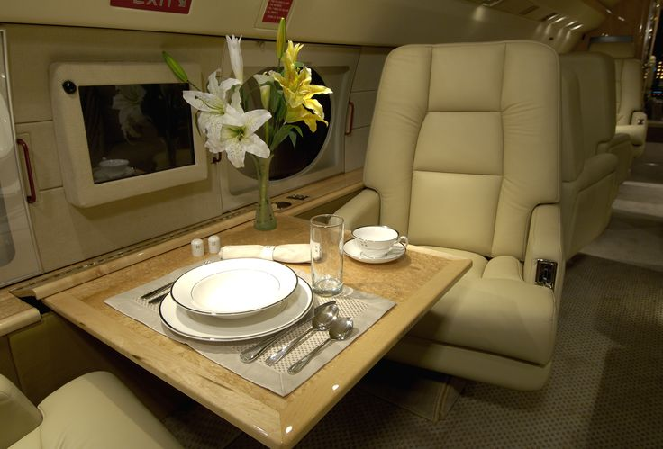 » Blog Archive  » Private Jets and Luxury Travel by Mark Fleischmann