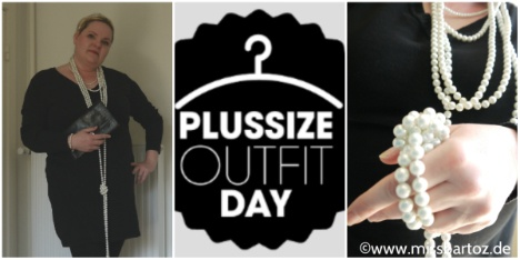 Theme was: create one outfit and change it with different accessoires. #plussize #bigsize #pod #fashionblogger #psbloggers #bodyacceptance