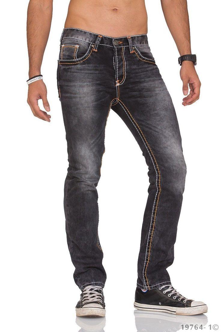 jeans hose vom label jeel mit dicken n hten jeel herren jeans. Black Bedroom Furniture Sets. Home Design Ideas