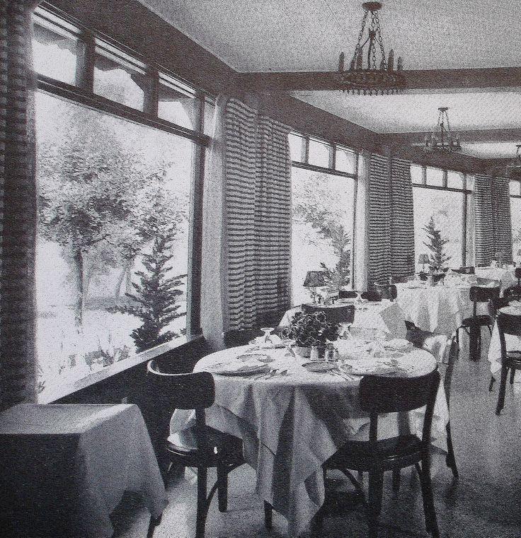 Restaurant c1958 commercial cool Pinterest Restaurant - fresh blueprint 3 commercial