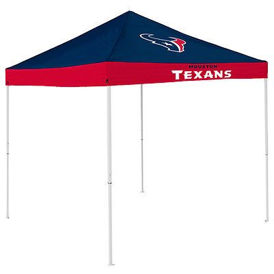 Houston Texans NFL Economy Pop Up Canopy Tailgate Tent