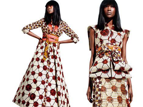 siobhan milne    batik fashions