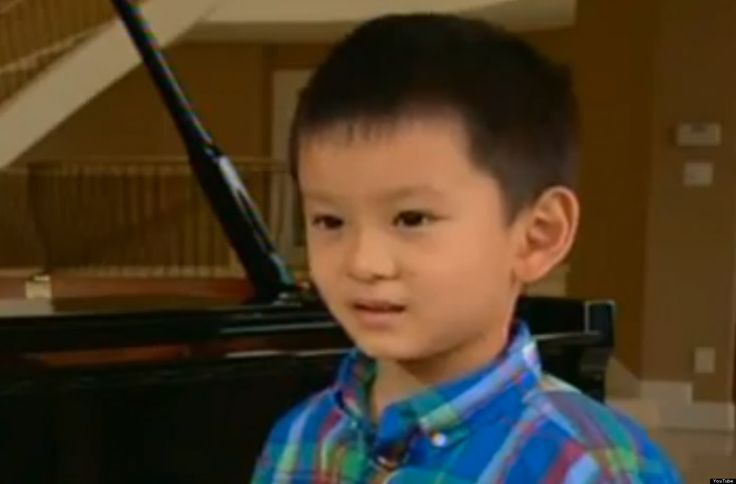 5-Year-Old Child Prodigy Headed To Carnegie Hall