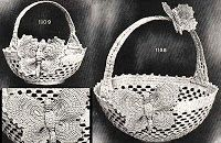 By Vintage Design: Free Vintage Crochet Patterns