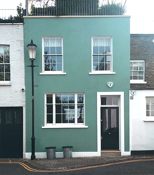 45 Fotos Y Colores Para Pintar Casa Por Fuera Mil Ideas De Decoración Colores Para Pintar Casas Casas Pintadas Frentes De Casas Pintadas