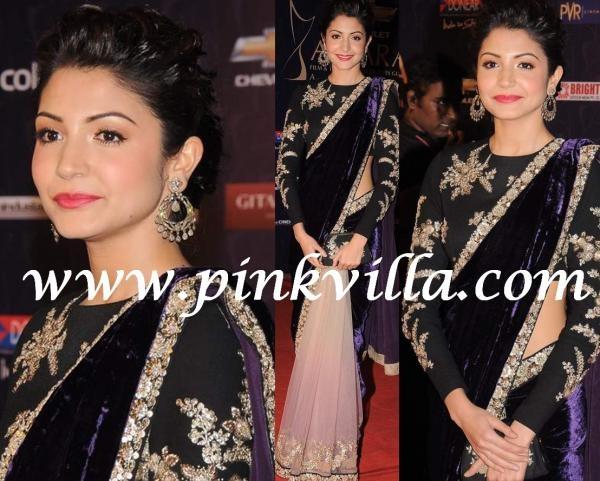 Sabyasachi again.. Elegant saree and blouse