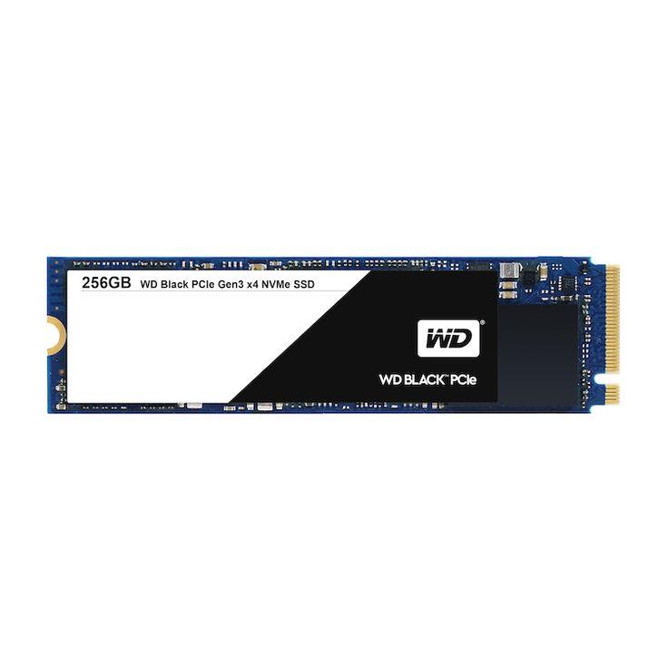 wd-black-1 Western Digital anuncia nuevos SSD WD Black PCIe